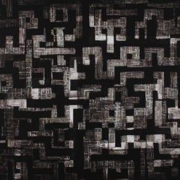 Secret Spaces/ Black