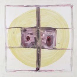 Yellow Circle-Purple Square