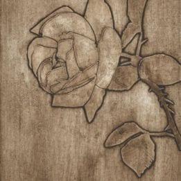 Rose 3 (rose collo - DARK)